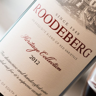 Ny Roodeberg i modern tappning – Heritage Collection!